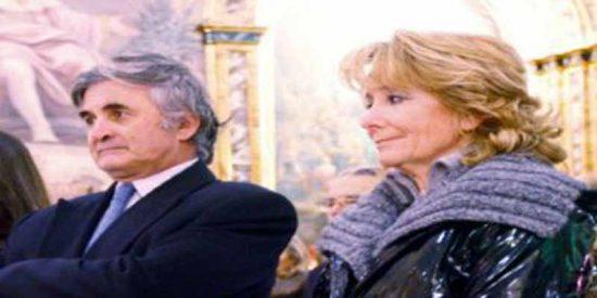 Muere Beatriz Valdés, suegra de Esperanza Aguirre y deja mucha pena, dos palacios y un título