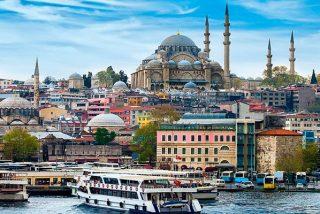 El turismo europeo prefiere Turquía para sus vacaciones