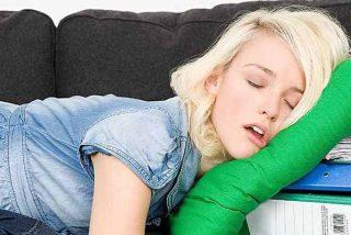 Sueño: No dormir lo suficiente puede hacer que subas hasta un kilo por semana