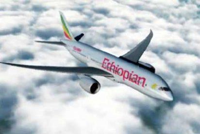 Un avión de Ethiopian Airlines con 157 personas se estrelló en Etiopía