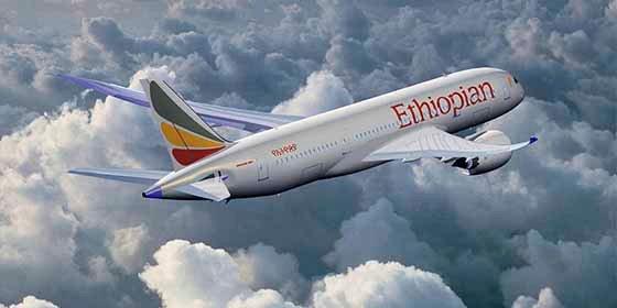 Se estrelló un avión en Etiopía con 157 personas a bordo