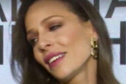 """El cabreo de Eva González con una reportera: """"Estás haciendo preguntas con maldad"""""""