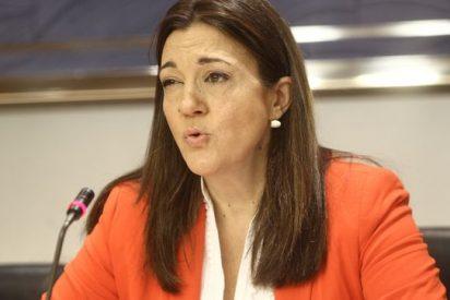 """El sucio vídeo que usan los sanchistas para vengarse de Soraya Rodríguez: """"¡Que te jodan!"""""""