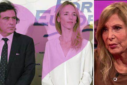 Pilar Eyre incendia la política española colocando una relación entre Cayetana Álvarez de Toledo y Arcadi Espada