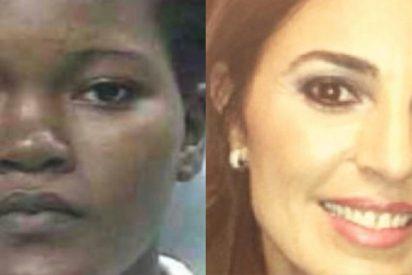 Esta es Fantina, la criada dominicana ladrona, que mató a cuchilladas a la española Cristina
