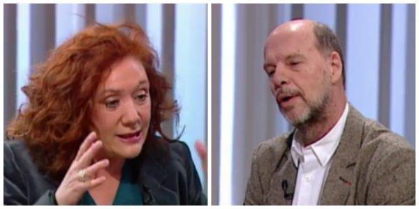 Jaime González deja para el arrastre a Fallarás por defender a la candidata podemita a la alcaldía de Ávila condenada por asesinato