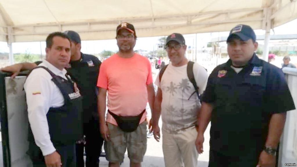 Impiden la entrada de familiares de Maduro a Colombia
