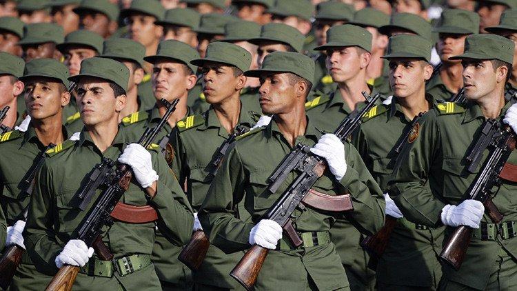 Cuba inicia el envío de tropas a Venezuela para defender al dictador Maduro