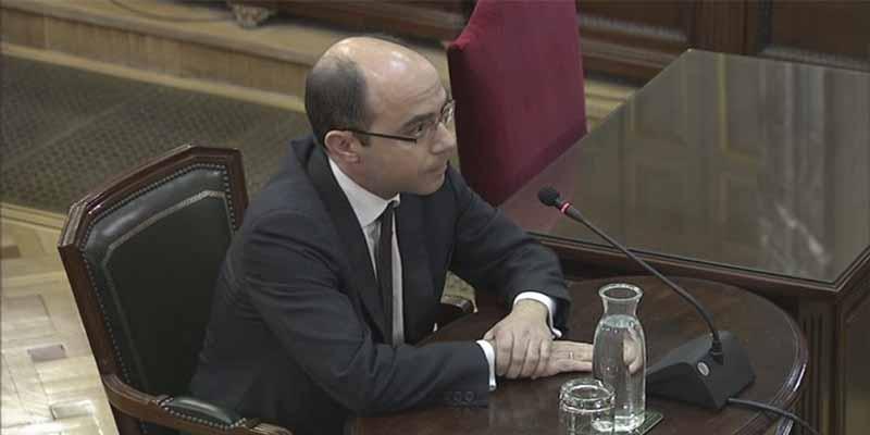 Un ex alto cargo de Hacienda dice que el Govern golpista 'pudo burlar' los controles del Estado español