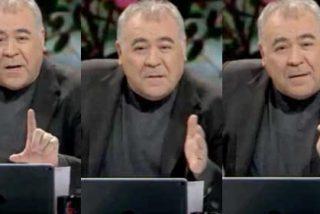 Ferreras, el propagador del bulo sobre los terroristas suicidas, saca todas sus garras contra los periodistas que dudan de la versión oficial del 11M:
