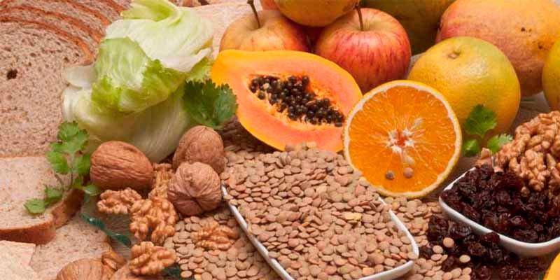 La importancia de la fibra dietética en la dieta