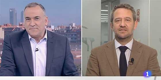 Fortes da la cara por Pedro Sánchez y se come un zasca por parte de un portavoz del PP que le hace enmudecer