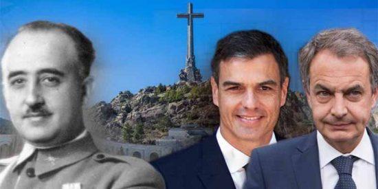 Valle de los Caídos: la jugada de los Franco en el Tribunal Supremo deja planchado al Gobierno Sánchez