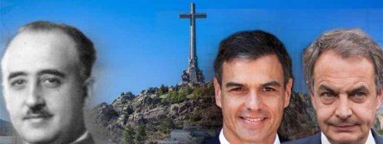 La 'Memez Sánchez' duplica las visitas al Valle de los Caídos en febrero de 2019