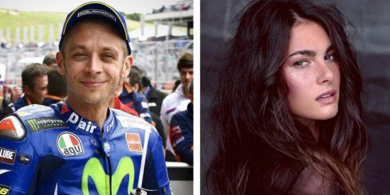 Fotos: La novia de Valentino Rossi, más hermosa que cualquier premio de GP