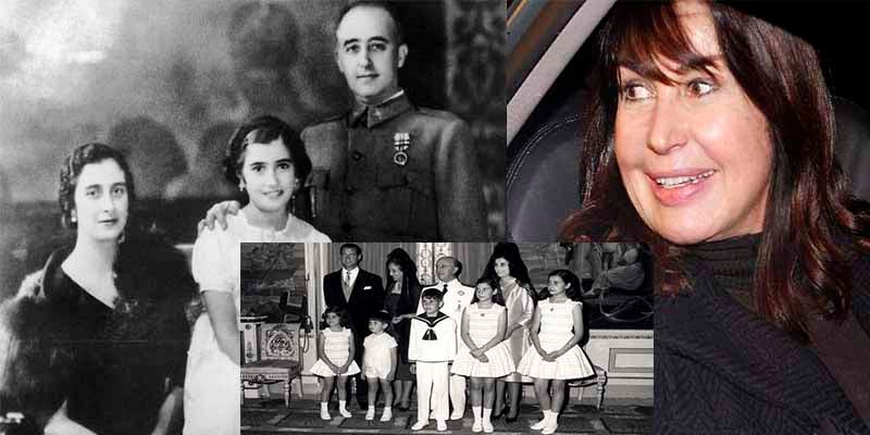 Mientras Sánchez hurga en la tumba de Franco, los nietos del dictador se reparten la herencia