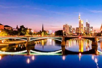 Vuelos baratos a Frankfurt