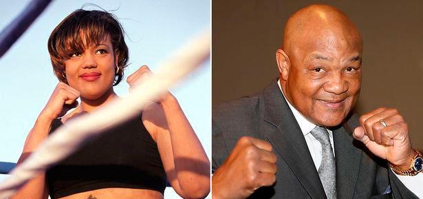Encuentran muerta, a los 42 años, a la hija de George Foreman que también fue boxeadora