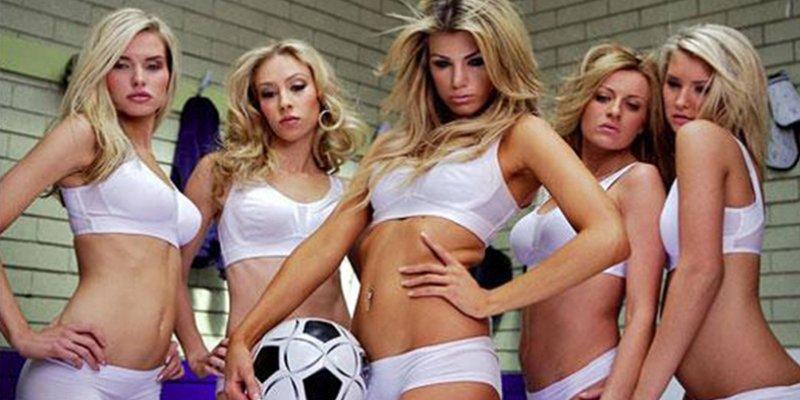 El ranking de las mujeres futbolistas más guapas del mundo