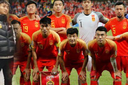 Esta promesa del fútbol chino es suspendido de su club tras fracturar seriamente a un rival