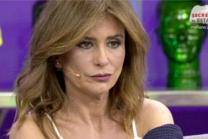 La fresca imagen de Gema López cuando era reportera de Informativos Telecinco hace 24 años