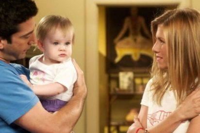 Fotos: Así lucen las gemelas que interpretaron a la hija de Rachel en Friends