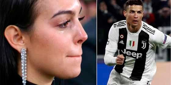 """Las razones de las lágrimas de Georgina tras el triplete de Cristiano: """"El karma existe"""""""