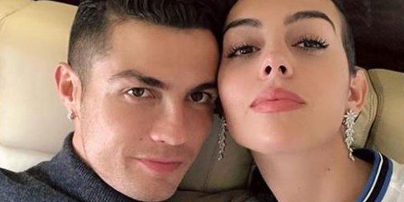 Georgina Rodríguez le declara su amor a Cristiano Ronaldo con este pasaje de la Biblia