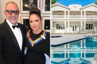 Fotos: La lujosa mansión que Emilio y Gloria Estefan venden en 32 millones