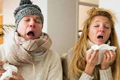 Descubren una nueva vía de entrada del virus de la gripe al cuerpo humano