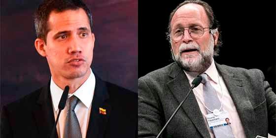 Juan Guaidó designó a un economista de Harvard como representante de Venezuela ante el BID