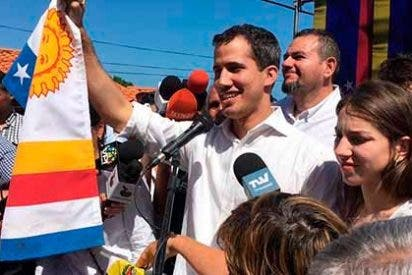 Guaidó toma las calles y su popularidad arrasa (incluso en tierras que fueron chavistas)