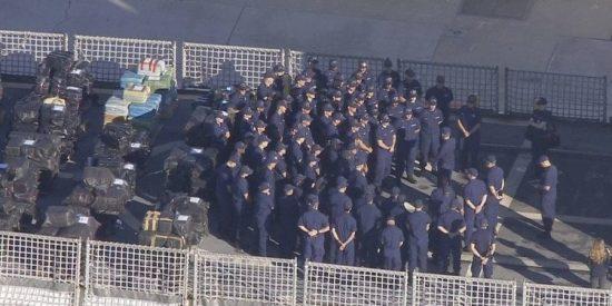 EEUU: Guardia Costera decomisa 12 toneladas de cocaína valoradas en 360 millones de dólares
