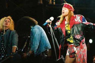 """Las anécdotas del concierto de Guns N´ Roses en Colombia en 1992: Drogas, golpe de Estado y un mítico """"November Rain"""""""