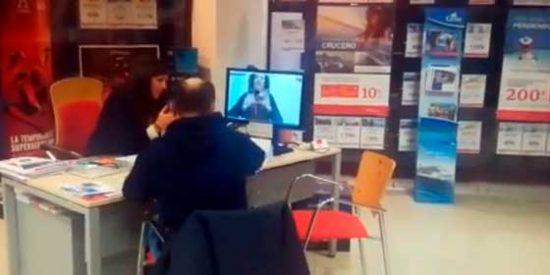Halcón Viajes facilita la accesibilidad a personas sordas
