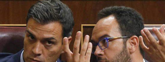 El terrible drama del diputado que traicionó a Sánchez: en la calle y con un hipotecón de infarto