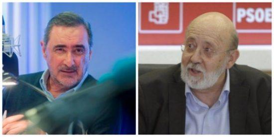 Carlos Herrera siembra la intranquilidad en el PSOE destapando un dato oculto en el CIS de Tezanos