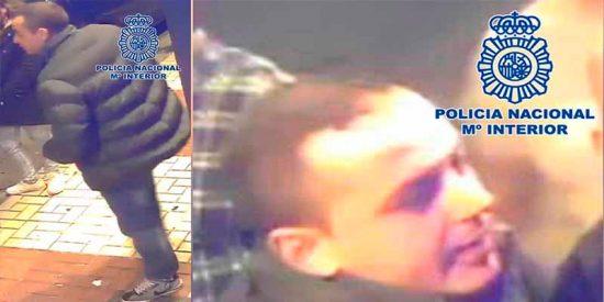 La Policía Nacional difunde la foto de un homicida para que los ciudadanos ayuden a localizarle