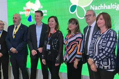 Ibiza se da a conocer en la ITB de Berlín como destino sostenible