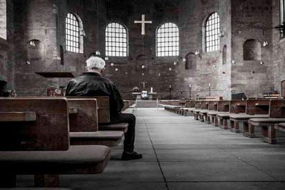 En esta Europa tan rica, cómoda y segura, la religión también es cosa de viejos