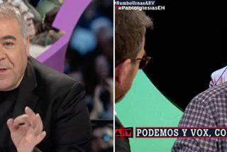 La guerra entre Ferreras y Pablo Iglesias se pone al rojo vivo: el podemita le mete desde Antena3 y el director de laSexta responde con todo