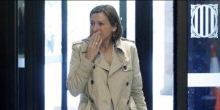 """El esclarecedor testimonio sobre como la cárcel acojona a la radical Forcadell: """"Por el cabrón de Puigdemont estoy aquí"""""""