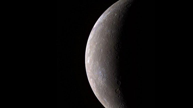 NASA: Un anillo de polvo rodea el Sol en la órbita de Mercurio