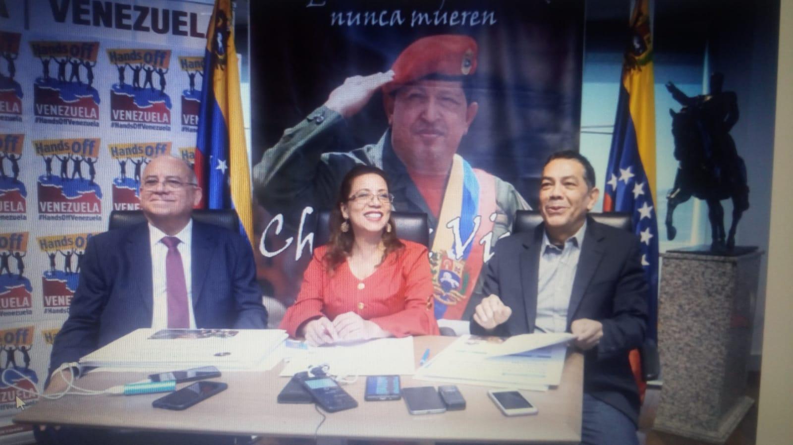 Delegación chavista en Madrid ataca a Iberia por cancelar los vuelos a Caracas
