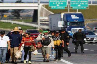 'Green Card': Nueva caravana de 1,200 migrantes se dirige a EEUU desde el sur México