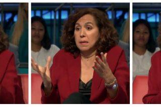 """Irene Lozano, la """"negra de Pedro Sánchez"""", se pone chula y feminista: """"Si el libro lo hubiese escrito un hombre no se criticaría"""""""