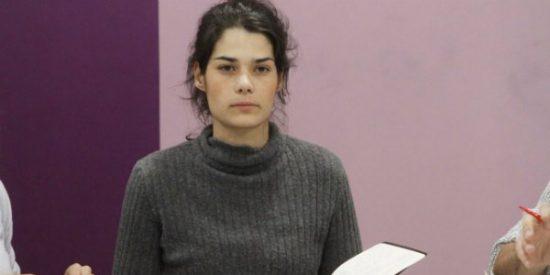 La candidata podemita a la Comunidad de Madrid Isabel Serra anuncia una asignatura de feminismo para adoctrinar a niños
