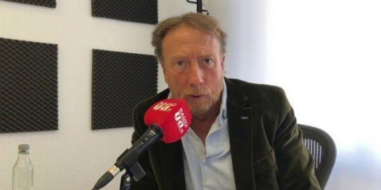 """Javier García Isac (Radio YA): """"La izquierda se """"echa al monte"""" que es su hábitat natural"""""""