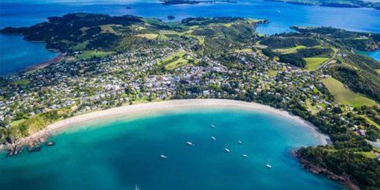 Vuelos económicos a Nueva Zelanda