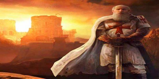 Cuando el Papa y el Rey se compincharon para quemar en la hoguera al último gran maestre templario